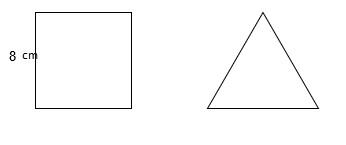 menghitung luas persegi dan segitiga