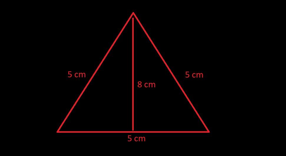 segitiga sama sisi latihan soal